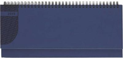 Planner 11x30cm,Kent,saptamanal,128pagini,albastru