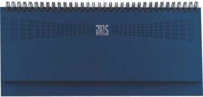 Planner 11x30cm,Matra,saptamanal,128pagini,albastru