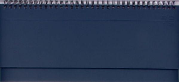 zzPlanner 10.5x29.8cm,Matra,saptamanal,128p,albastru