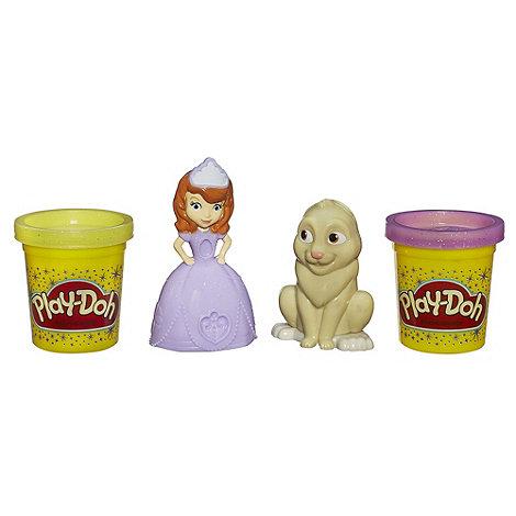 Play-Doh,Sofia&Clover,platilina 2b,figurine