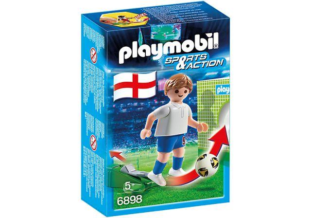 Playmobil-Jucator fotbal,Anglia,6898