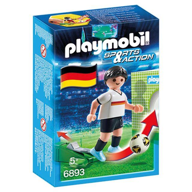 Playmobil-Jucator fotbal,Germania,6893