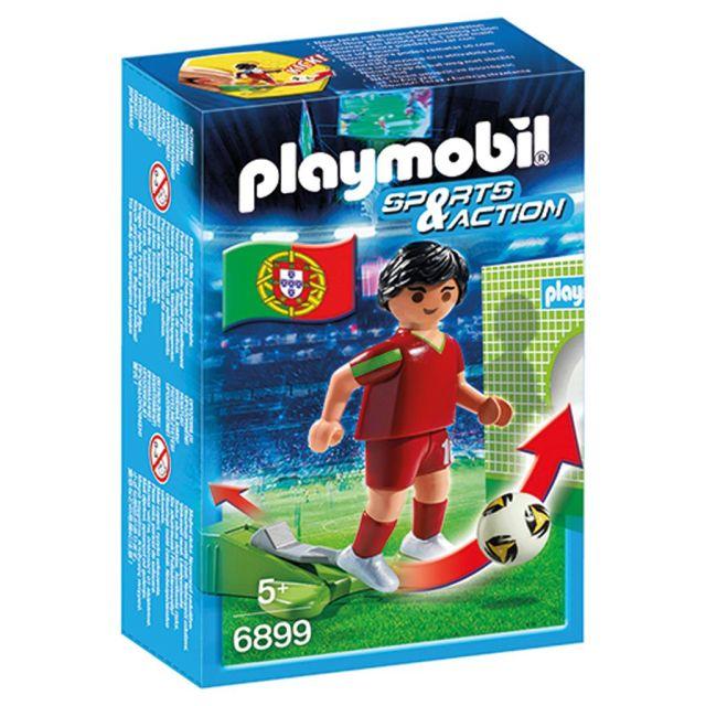 Playmobil-Jucator fotbal,Portugalia,6899