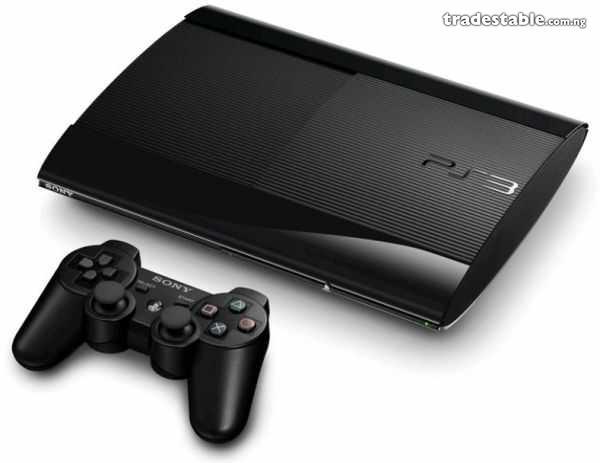 Playstation 3 SuperSlim Console 500GB