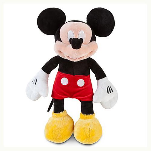 Plus familia Mickey 25 cm