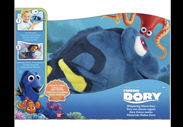 Plus Finding Dory