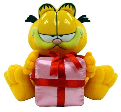 Plus Garfield,30.5cm, Surpriza