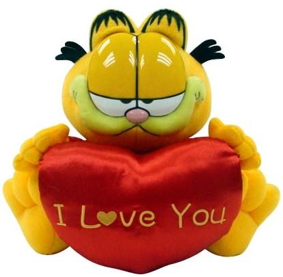 Plus Garfield,30.5cm, Te iubesc