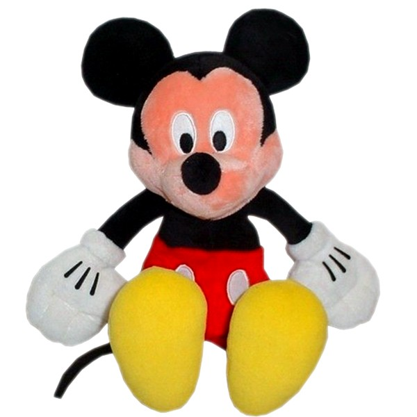 Plus familia Mickey 20 cm