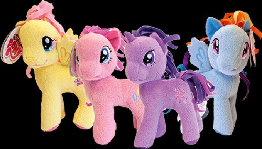 Plus My Little Pony,13cm,Trefl