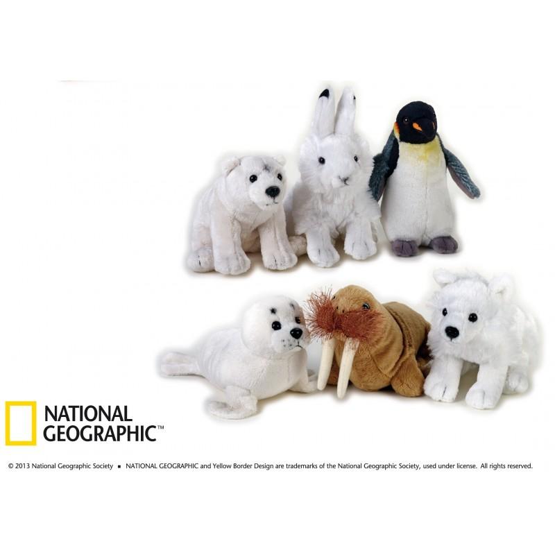 Plus NG,Animal polar pui,17cm,asortate
