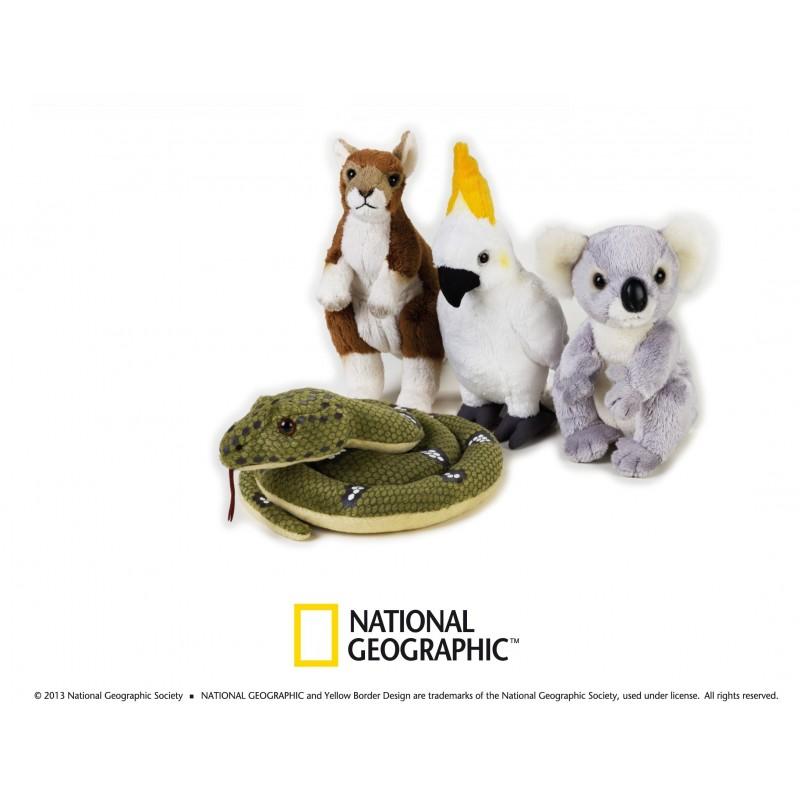 Plus NG,Cangur Koala Sarpe Papagal, 17x20cm
