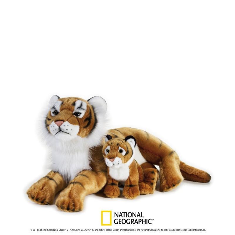 Plus NG,Tigru cu pui,48 cm