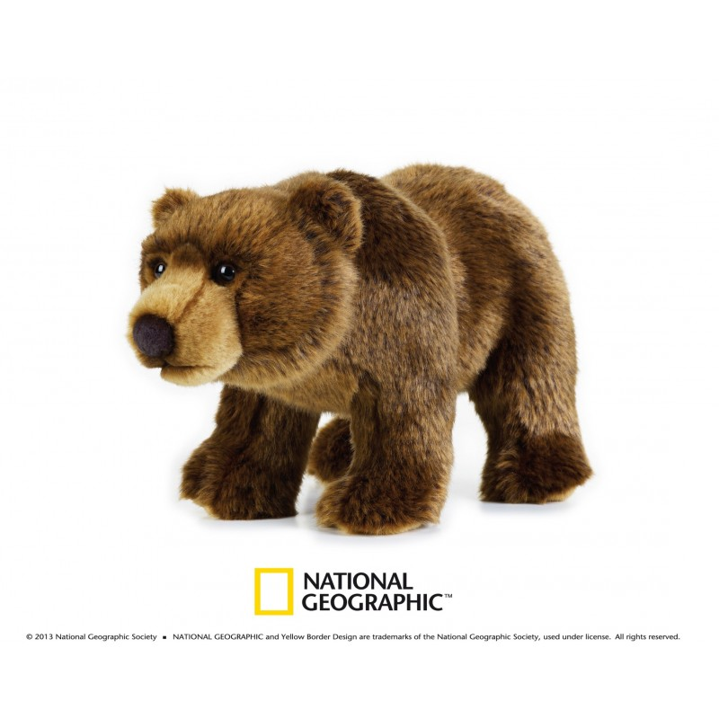 Plus NG,Urs grizzly,30cm