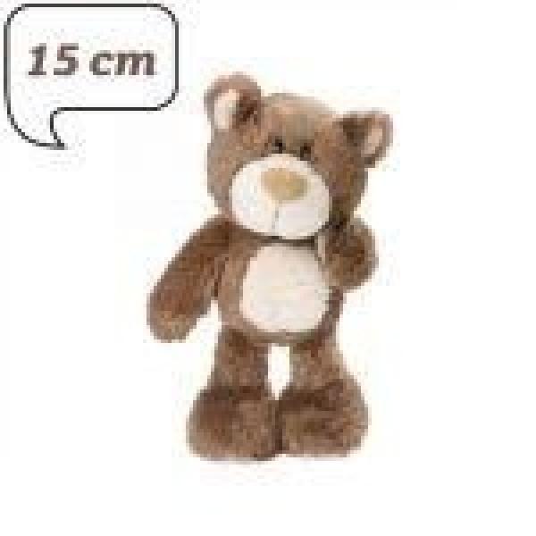 Plus urs maro ,15 cm  Bear 3