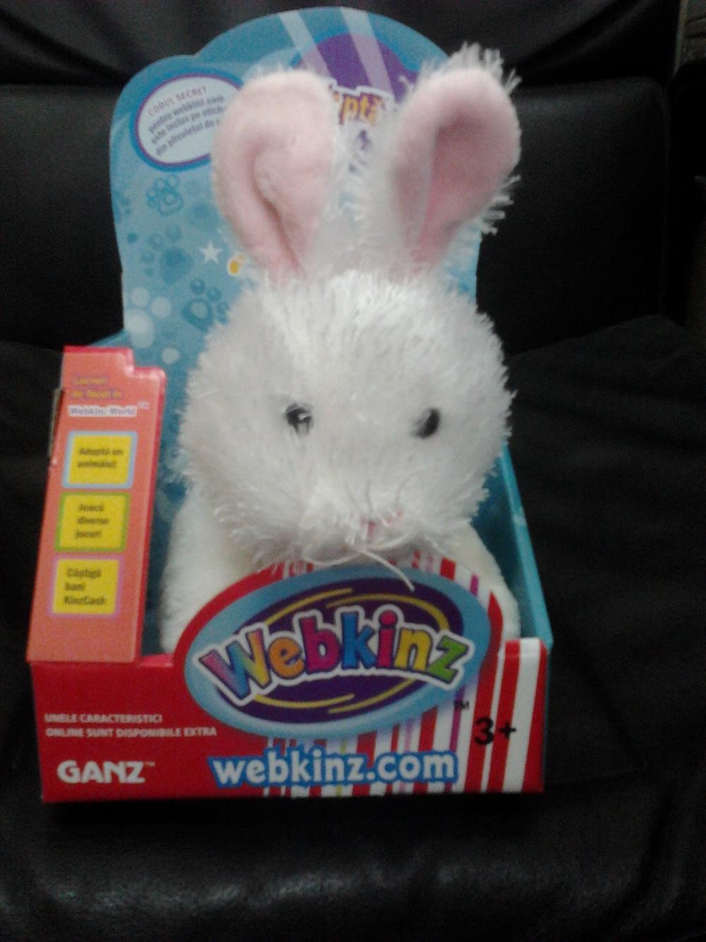 Plus Webkinz cutie