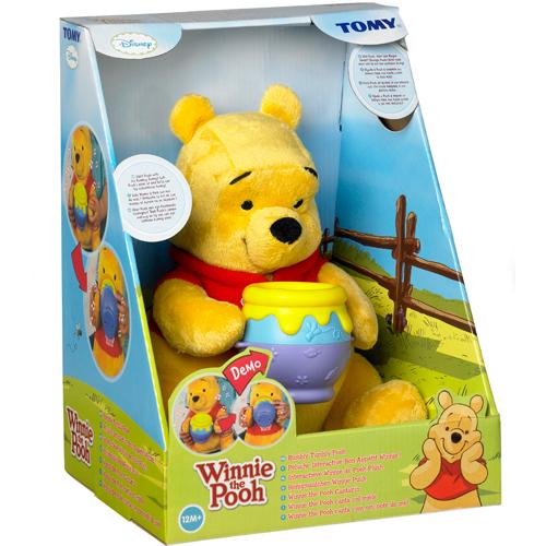 Plus Winnie, cu vas de miere