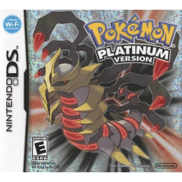 POKEMON PLATINUM DS