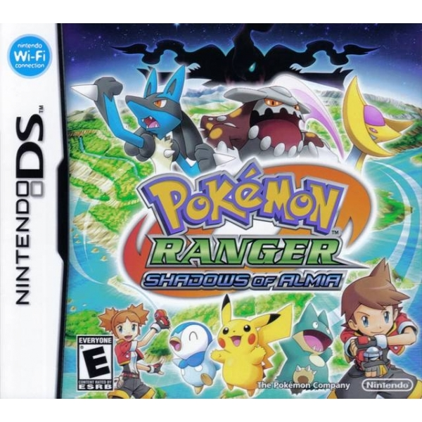 POKEMON RANGER: SHADOWS DS