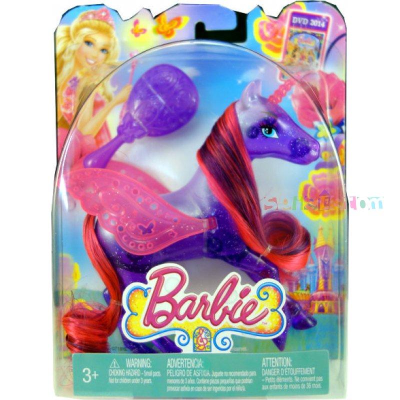 Ponei Barbie si usa secreta