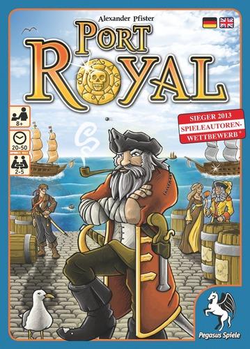 Port Royal - joc de carti