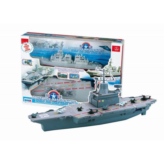 Portavion Rstoys,2 nave militare
