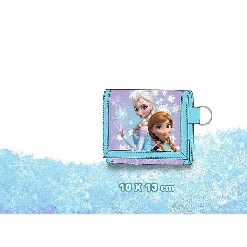 Portofel 10x13cm,Frozen