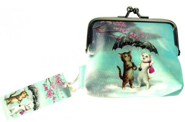 Portofel monede Raining Cats