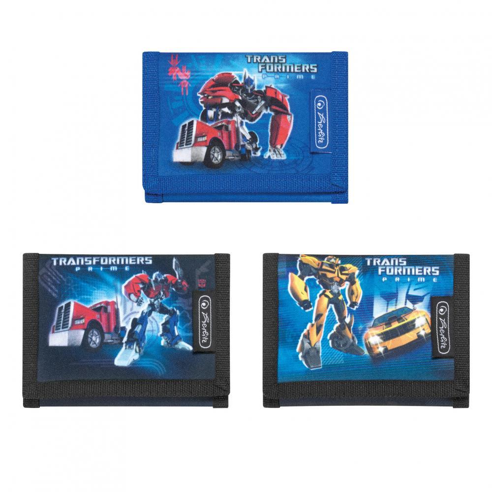 Portofel Transformers,diverse motive