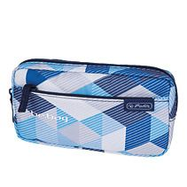 Pouch Be.Bag Fellow,Blue Checked