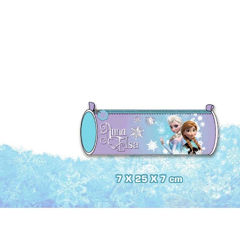 Pouch rotund 25x7cm,Frozen