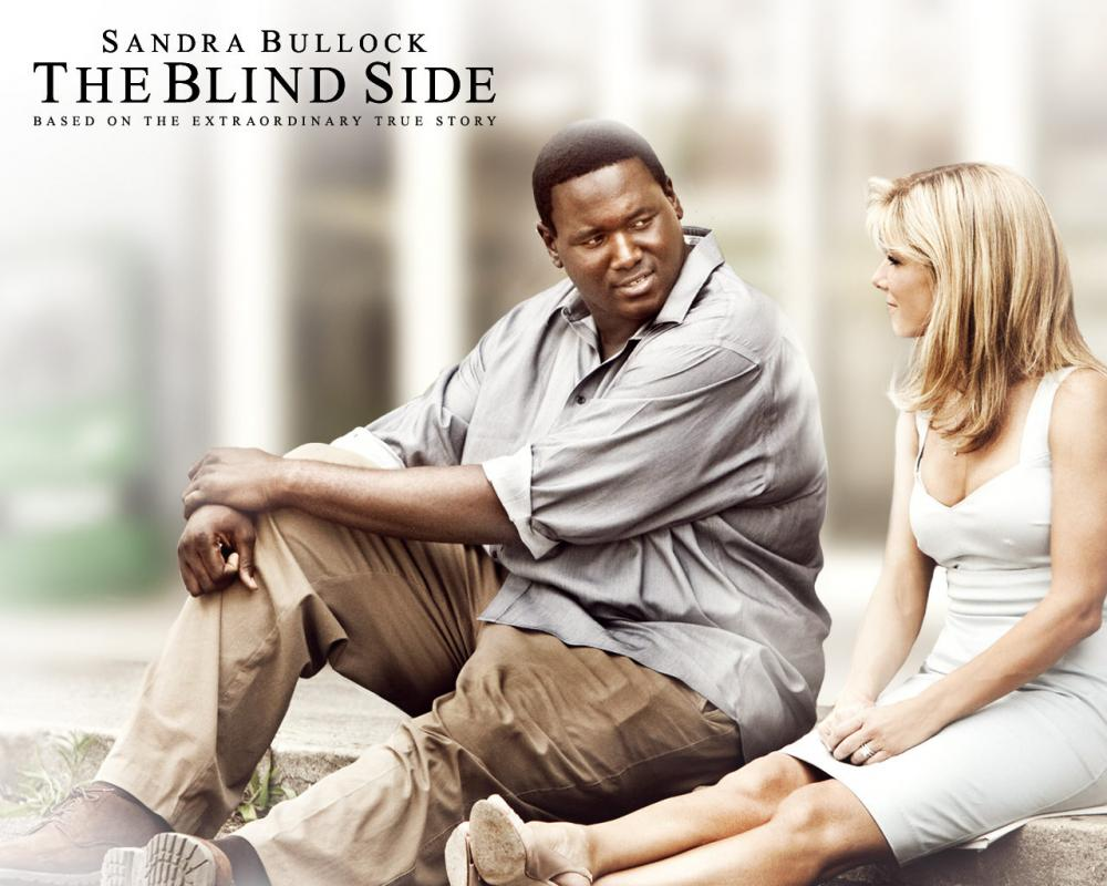 POVESTEA UNUI CAMPION THE BLIND SIDE