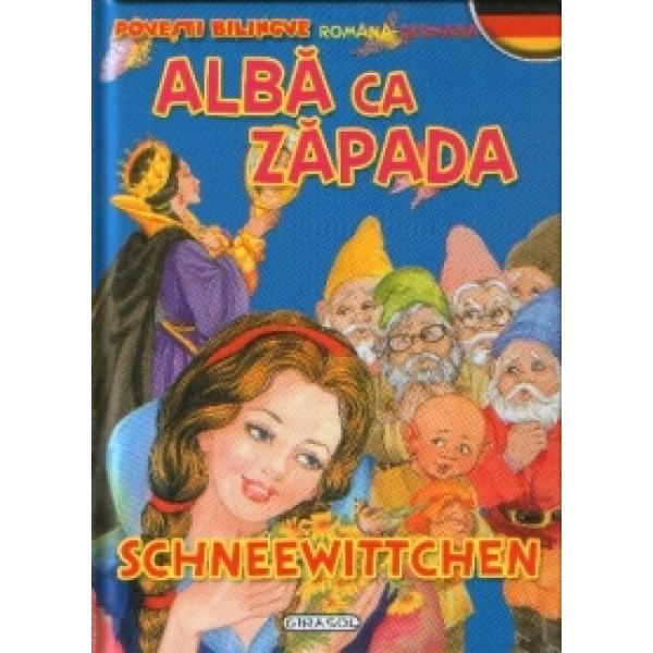 POVESTI BILINGVE ROMANA -GERMANA - ALBA CA ZAPA