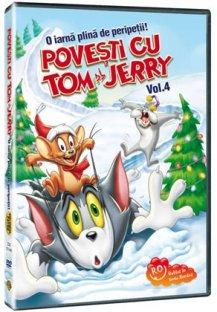 POVESTI CU TOM SI JEERY TOM & JERRY TALES 4