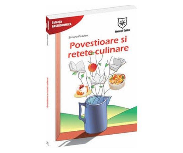 Povestioare si retete culinare, Simona Fasulo