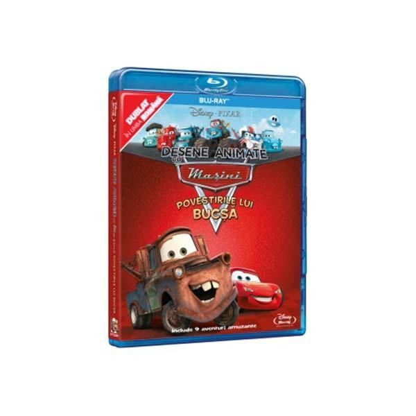 POVESTIRILE LUI BUCSA ( CARS TOONS: MATER S TAL