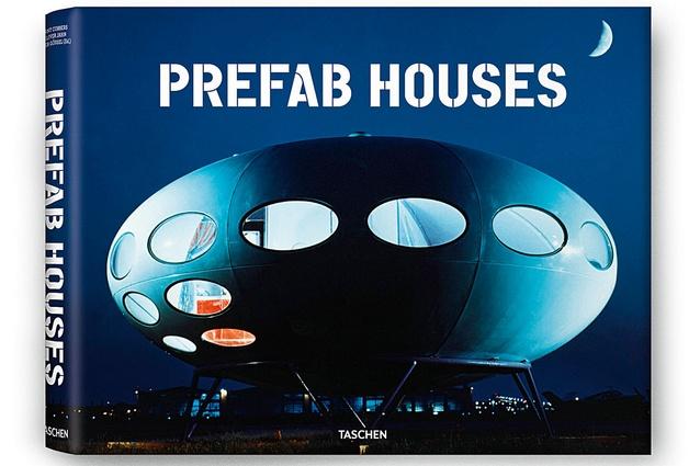 Prefab houses - Arnt Cobbers