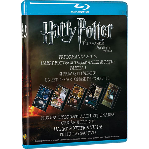 PREORDER: HARRY POTTER PREORDER: HARRY POTTER
