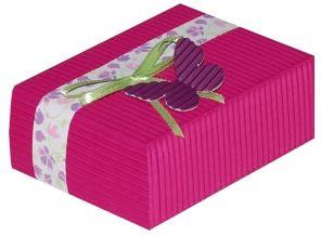 Cutie cadou Prestige M11,ciclam Floralia