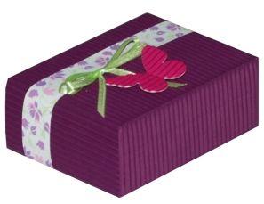 Cutie cadou Prestige M11,mov Floralia