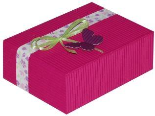 Cutie cadou Prestige M14,ciclam Floralia
