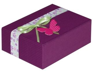 Cutie cadou Prestige M14,mov Floralia