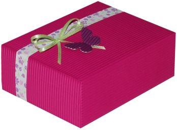Cutie cadou Prestige M17,ciclam Floralia