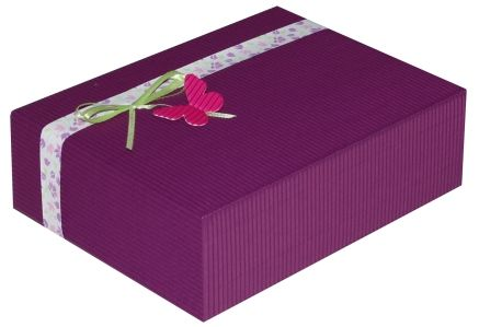 Cutie cadou Prestige M23,mov Floralia