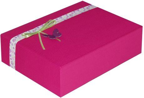 Cutie cadou Prestige M26,ciclam Floralia