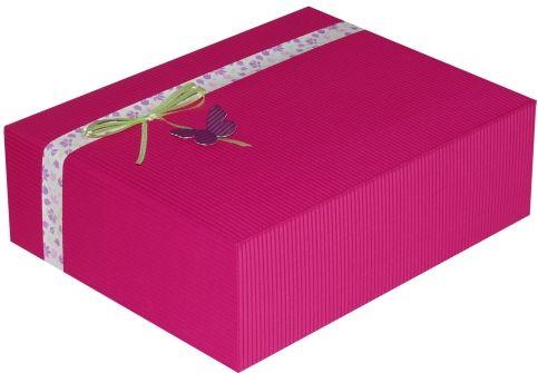 Cutie cadou Prestige M29,ciclam Floralia
