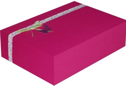 Cutie cadou Prestige M35,ciclam Floralia