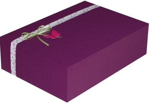 Cutie cadou Prestige M35,mov Floralia