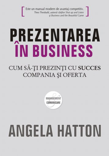 PREZENTAREA IN BUSINESS