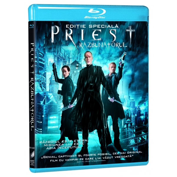 PRIEST: RAZBUNATORUL (BR) - PRIEST (BR)